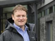 Jon Ingebrigtsen, prosjektsef i Nordkraft