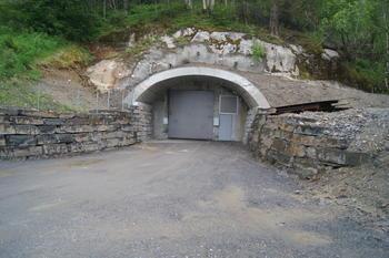 Inngang Torsnes kraftverk