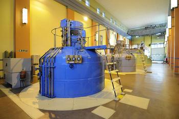 Maskinsalen Nygård kraftverk