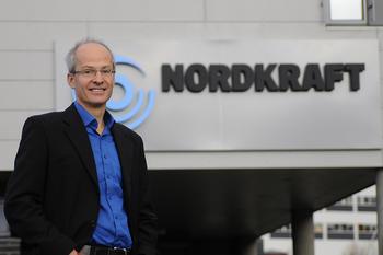 Sverre Mogstad, stabssjef i Nordkraft