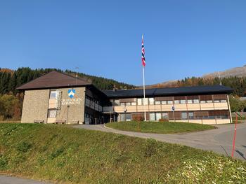 Rådhuset i Gratangen