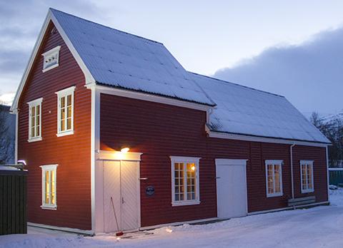 Mølnfoss museum