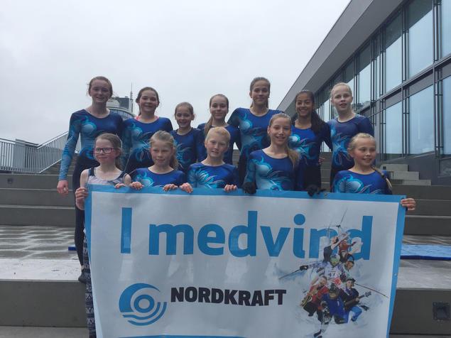 Narvik Turnforening i medvind