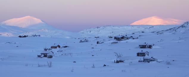 Hyttebilde Bjørnfjell