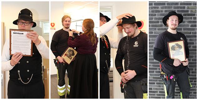 Tor Vegard Remmen Andersen - Grønn rallar 2017