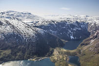 Sørfjord kraftverk i Tysfjord kommune