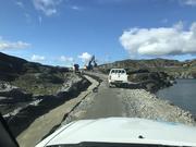 Anleggsarbeid Sørfjord vindpark
