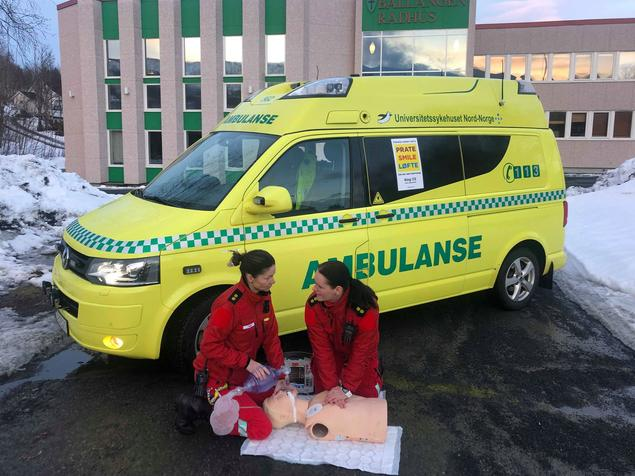 Ballangen Ambulanse