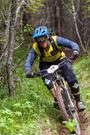 André på sykkel. Foto: Frode Koppang