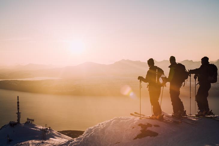 Verdenskjent bakgård. Foto: Gabriel Starup Sagafjord.